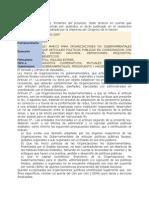 Proyecto de Ley-las Ongs-politicas Publicas