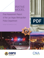 LVMPD Collab Reform Final Report