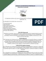 Clasificación de Los Dispositivos Perifericos