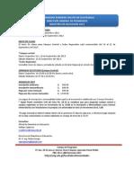 Info Cuarto Trimestre 2013