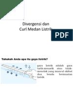 Divergensi Dan CurlPertemuan2