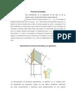 Teorema de Euclides Morocho