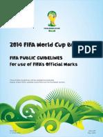 Reestricciones FIFA Brasil 2014