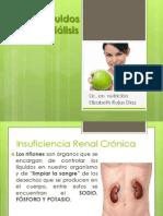 Nutrición en Hemodiálisis
