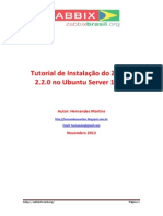 Tutorial de Instalacao Do Zabbix Server 2-2 Hernandes Martins
