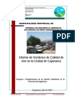 Informe_Calidad de Aire Cajamarca