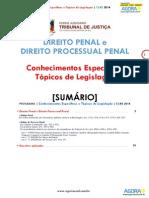 Apostila Direito Penal e Processual Penal