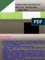 Teme Si Dezbateri Politice in Parlamentul Romaniei
