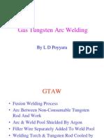 Gtaw Welding