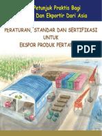 Guidance ekspor produk pertanian fao