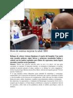 12-05-14 Oaxaca.me Dosis de Sonrisas Mejoran La Salud