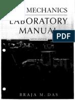 Soil Laboratory Manual-Das