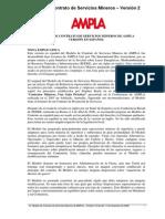 AMPLA Contratos de Servicios Mineros
