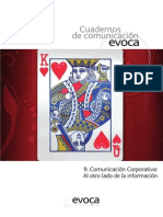 9 Cuaderno Evoca - Comunicación Corporativa