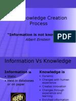 Knowledge Creation (3)