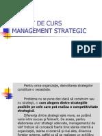 Management Strategic Braila - Prezentare