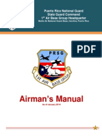 Cover Sheet & Introduction 1ABG Airman Manual