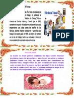 Fechas Civicas Mayo