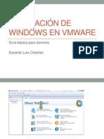 Usar VMWare