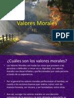 Valores Morales