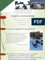 Logística Humanitária.