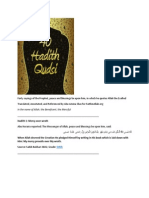 Forty Sacred Hadith Qudsi Arabic and English PDF