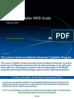 Lenovo TopSeller Catalog