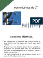Aisladores Eléctricos de LT