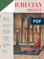 Rosicrucian Digest, January 1954