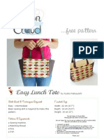 Easy Lunch Tote