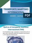 Sesión 05 b Transporte Maritimo Internacional