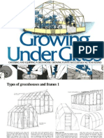 Growing Under Glass Choosing and Equipping a Greenhouse, Growing Plants