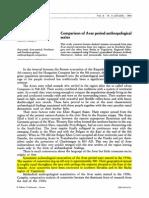 Ferencz Comparison of Avar Period