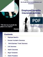 8. Employee Benefits - 2012