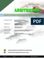 Jurnal Perspektif Arsitektur Vol. 6 No. 2 ISSN 1907-8536