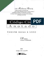 Maria Helena Diniz Código Civil Anotado