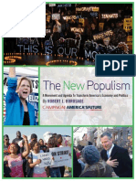 The New Populism