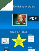 Evaluacion en El Aprendizaje