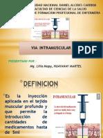 Intramuscular IV