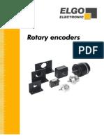Rotary Encorders E 38 08