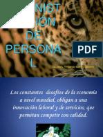 000 Administracion de Personal Clase 01a