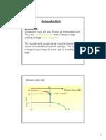CH2-Lec3 Collapsible and Sensitive Soils