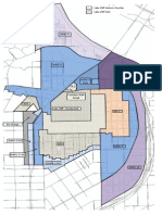 Proposed Oak Cliff Gateway Zoning Map