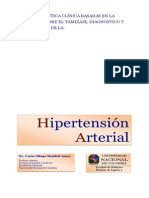 Guias de Hipertension Arterial