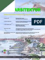 Jurnal Perspektif Arsitektur Vol. 8 No. 1 ISSN 1907-8536