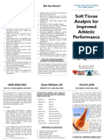 chadash health institute soft tissue analysis for performance brochure ver a3