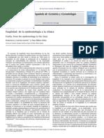 fragilidad epidemiologia