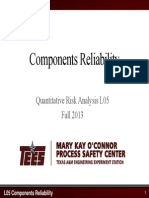 Components Reliability
