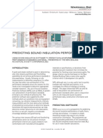 2 UsingSoundInsulationPredictionSoftware(Criteria)(c)MarshallDayAcousticsJan04ver1.1)