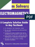 M. Fogel-The Electromagnetics Problem Solver-REA (1995)